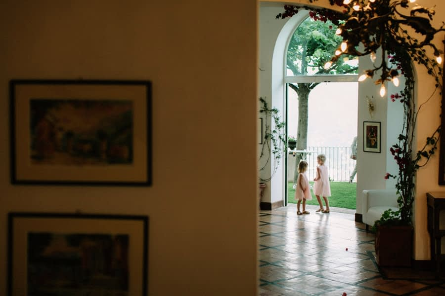 getting married in ravello